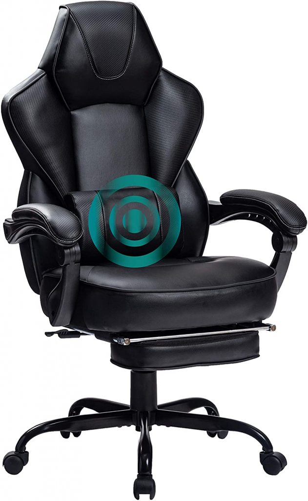 Healgen Big and Tall Gaming Chair
